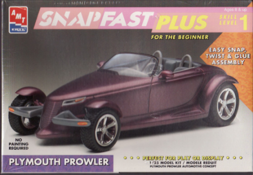 Plymouth Prowler Snap Fast Plus