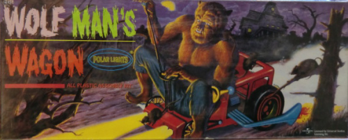 The Wolfman's Wagon