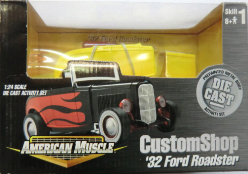1932 Ford Roadster DieCast Custom Shop
