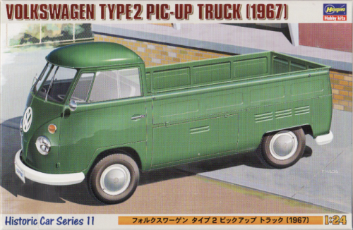 1967 Volkswagen Type 2 Pick-Up Truck