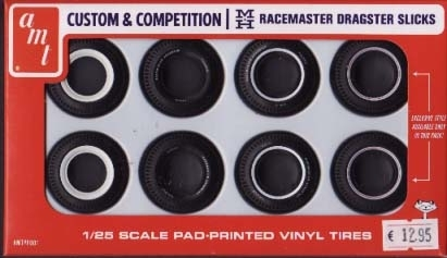 M&H Racemaster Dragster Slicks