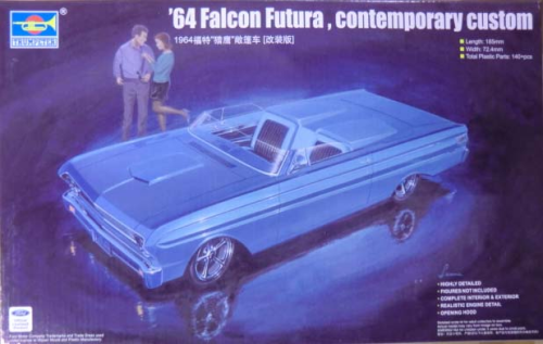 1964 Falcon Futura Contemporary Custom