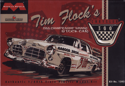 Tim Flock's 1955 Chrysler 300 Stock Car