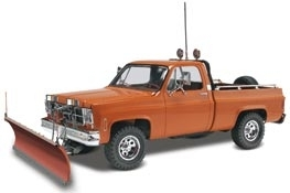GMC Pickup Snowplow