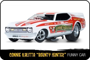 1972 Mustang Funny Car ,,Connie Kalitta' s Bounty Hunter