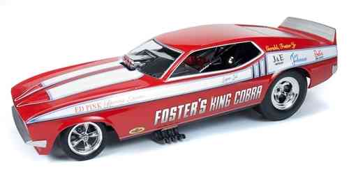 Foster's King Cobra 1972 Mustang Funny Car     Special Price