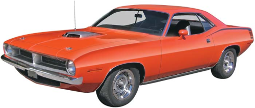 1970 Plymouth Hemi Cuda 2in1 Special Edition