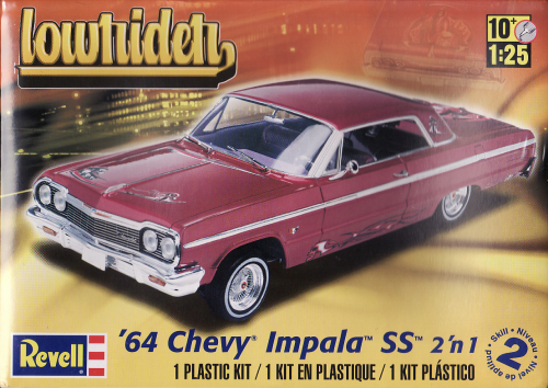 1964 Chevy Impala SS 2in1