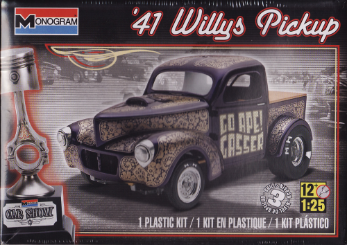 1941 Willy's Pickup Gasser