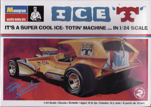 Ice ,,T'' Show Car