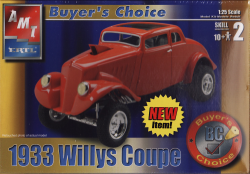 1933 Willys Gasser Coupe