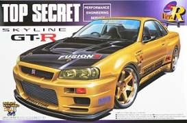 Nissan Skyline GT-R Top Secret