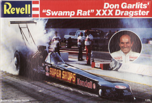 Don Garlits Swamp Rat XXX Dragster