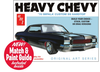 1970 Chevy Impala Custom SS Hard Top 3in1 kit