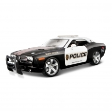 2006 Dodge Chaiienger Police Car