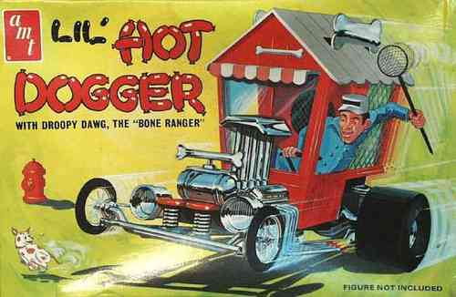 Lil'Hot Dogger Show Rod