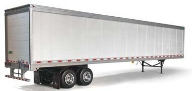53 Foot Smooth Side Trailer