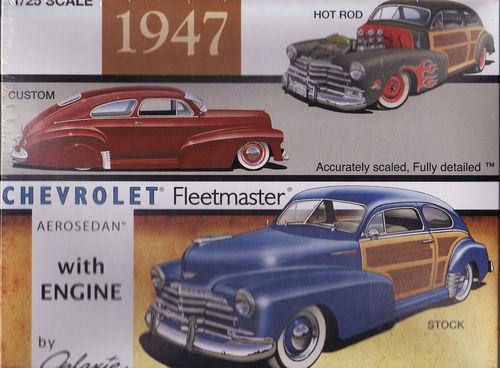 1947 Chevrolet Fleetmaster Aerosedan 2in1