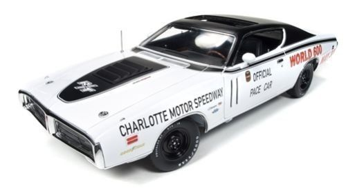 1971 Dodge Charger 440 Magnum Official Pace Car Charlotte Speedway