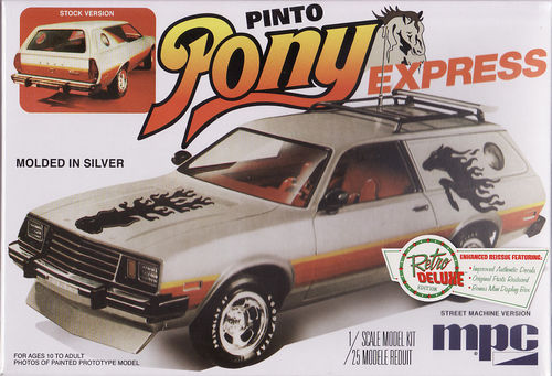 Ford Pinto Pony Express Wagon