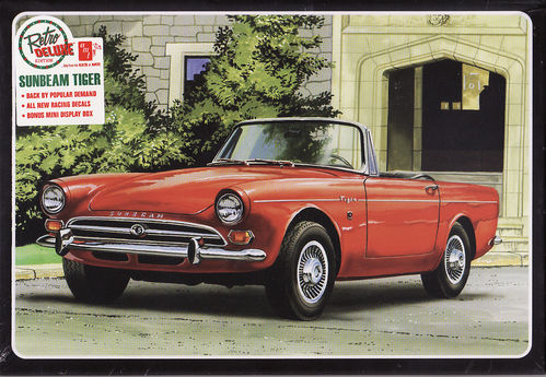 Sunbeam Tiger V8 2in1