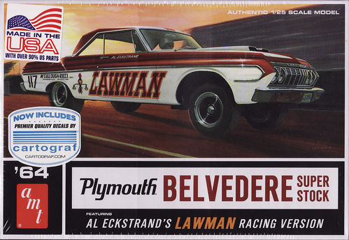 1964 Plymouth Belvedere ,, LAWMAN'' Super Stock