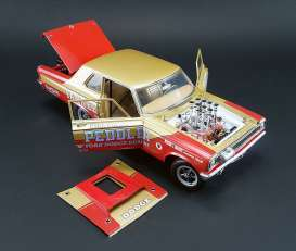 1965 AWB Dodge Sedan ,,Yenkee Paddler '' Funny Car