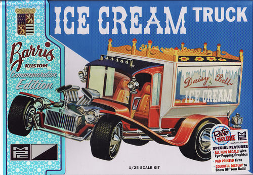 Ice Cream Truck By Barris