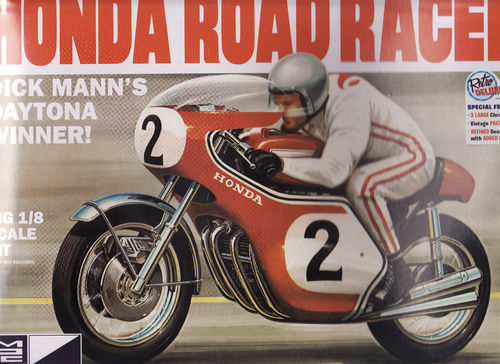 Dick Mann's Honda Daytona Winner
