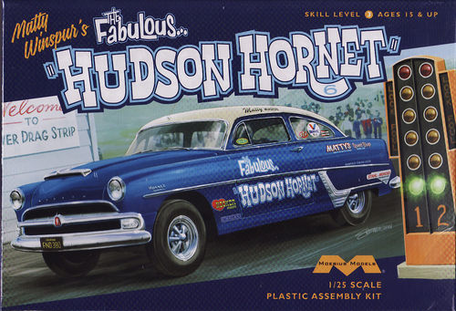 ,,Matty Winspur's'' The Fabulous Hudson Hornet S/S