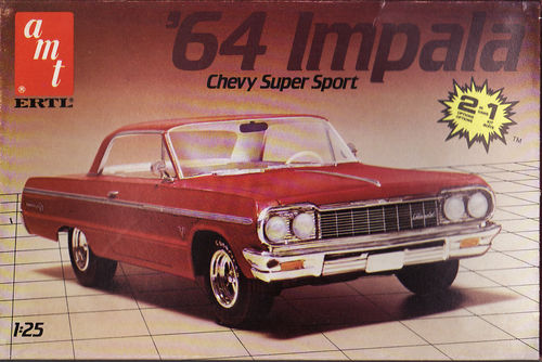1964 Chevy Impala Super Sport 2in1