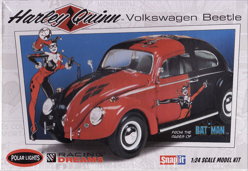 Harley Quinn VW Käfer Snap Kit