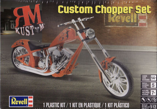 Custom Chopper Set 1/12