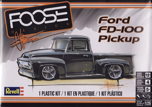Ford FD-100 Pickup by FOOSE
