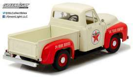 1953 Ford F-100 & Vintage Gas Pump ,,TEXACO''