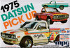 1975 Datsun Pickup mit Display 3in1