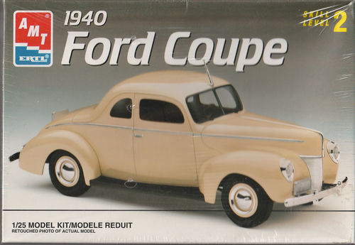 1940 Ford Coupe 2in1