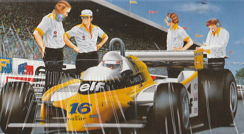 1980 Renault F1 Re 20/23  1/12