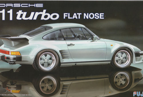 Porsche 911 Turbo Flat Nose