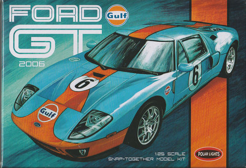 2006 Ford GT ,,GULF'' Snap Kit