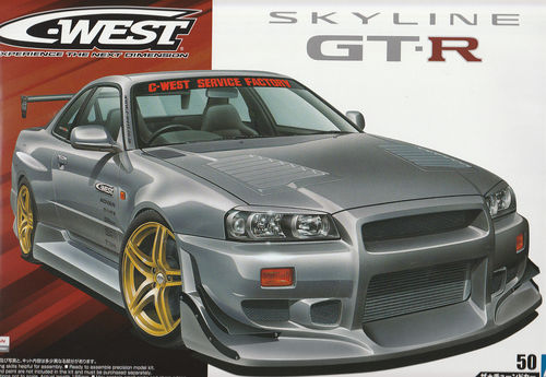Nissan Skyline GT-R C-West