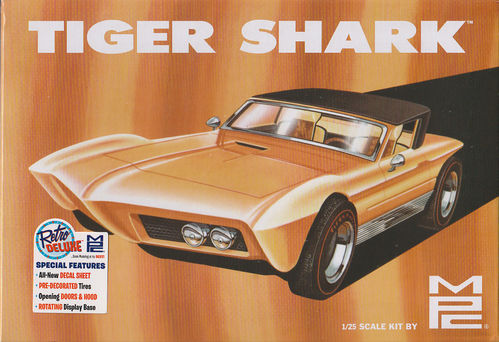 Tiger Shark Show Car
