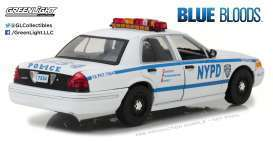 BLUE BLOODS Jamie Reagan's Ford Crown Victoria NYPD Police Interceptor