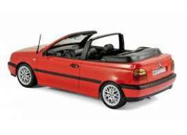 VW Golf Cabriolet rot Limitiert 1of1000