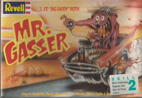 Ed Big Daddy Roth Mr. Gasser