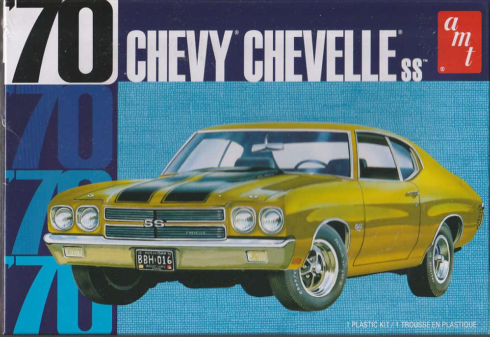1970 Chevy Chevelle Ss U S Car Models Ihr Fachhandel Für Automodellbau Und Luftschiff Souvenirs