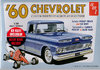 1960 Chevy Custom Fleetside Pickup mit GoKart
