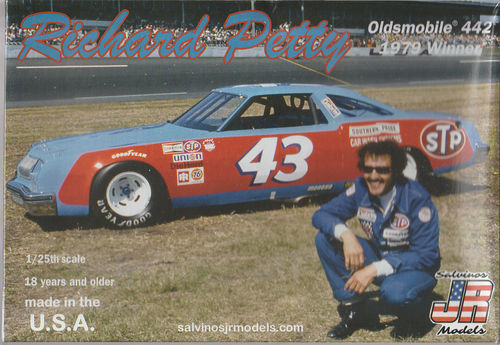 1979 Oldsmobile 442 Winner #43 R. Petty