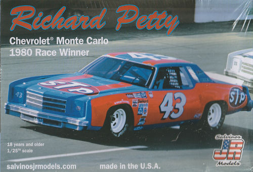 1980 Chevy Monte Carlo #43 R. Petty