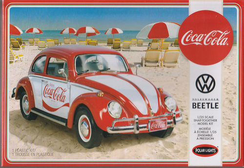 Coka Cola Volkswagen Beetle Snap kit